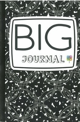 Big God Big Questions: Confirmation for a Growing Faith, BIG JOURNAL