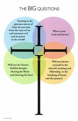 Big God Big Questions: Confirmation for a Growing Faith INFOGRAPHIC PACKET