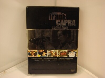 ​Frank Capra DVD Movie Collection