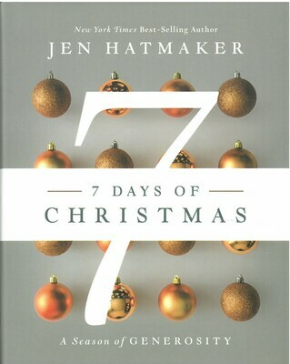 7 Days of Christmas: A Season of Generosity