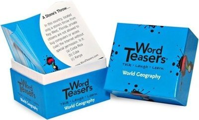 WordTeasers: World Geography Edition