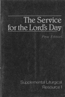 Service for the Lord's Day, The-Pew Edition