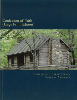 1984 Confession of Faith (Large Print)