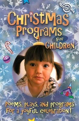 Christmas Programs For Children