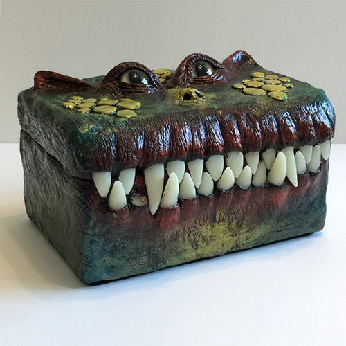 El Choppo - Dice or Jewelry Box