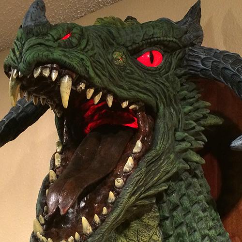 Commission a Dragon Trophy DLP12