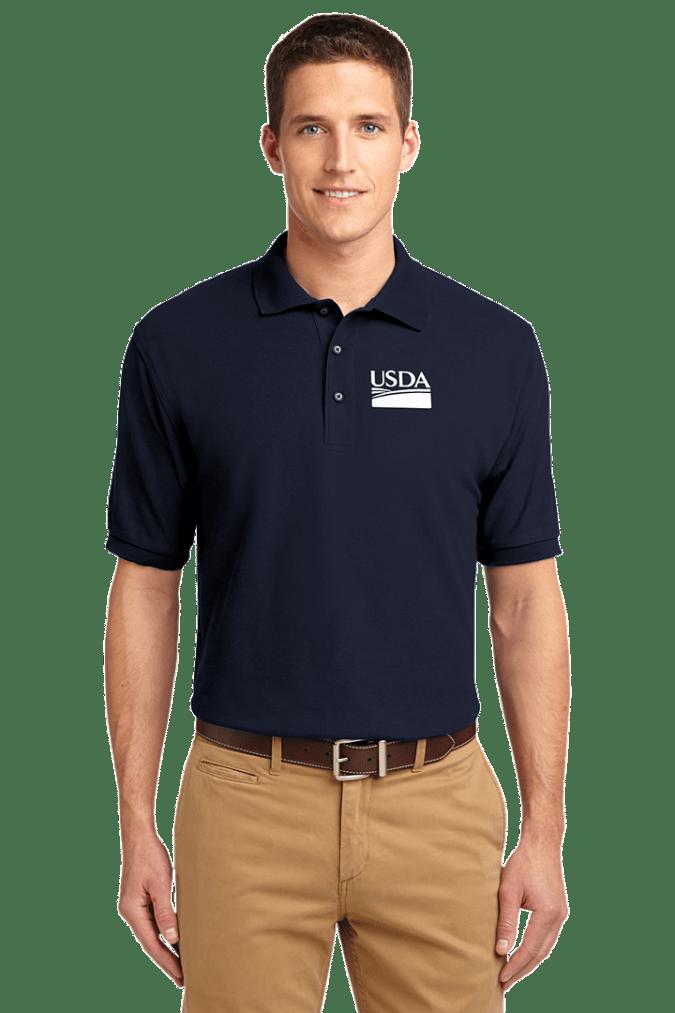 Men's Silk Touch Polo K500