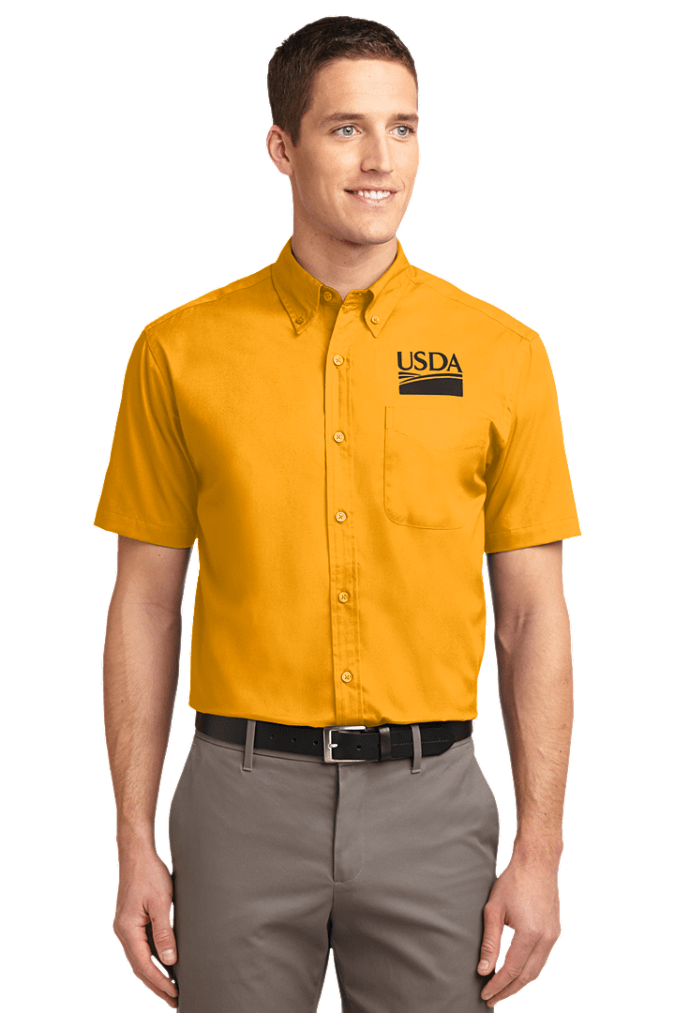 Tall Short Sleeve Easy Care Shirt TLS508