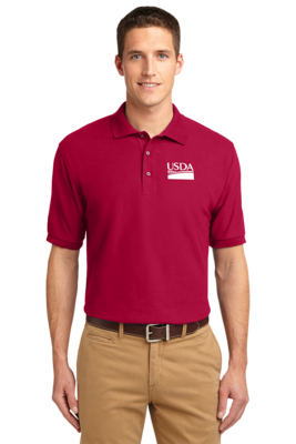 Tall Silk Touch Polo Shirt
