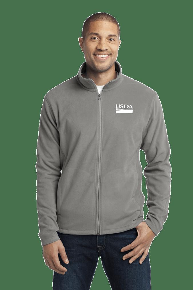 Unisex Microfleece Full Zip  Jacket F223