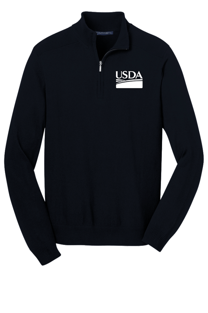 1/2 Zip Unisex Sweater