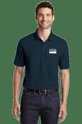 Dry Zone Unisex Micro Mesh Polo