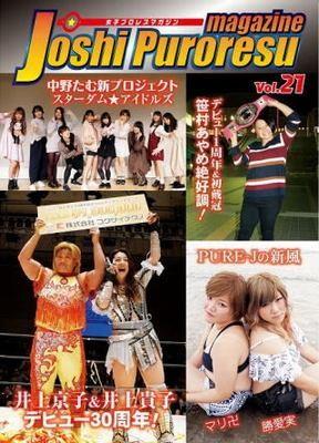 Joshi Puroresu Magazine Vol. 21