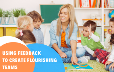 Thanks for the Feedback! - How to use feedback to create flourishing teams