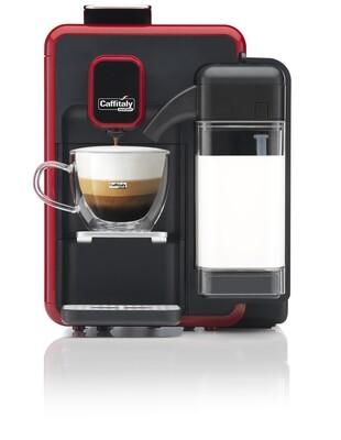 CAFFITALY BIANCA + 25 CAPSULES + 2 ESPRESSO CUPS