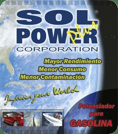 SOL Power Plus Gasolina 0,3 L
