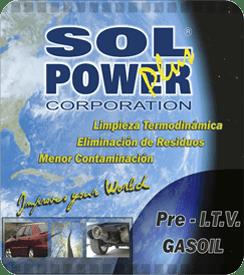 SOL POWER PRE-ITV Gasoil