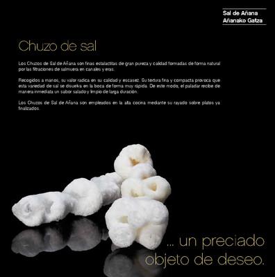 Chuzo de Sal de Añana - Gourmet by Beites