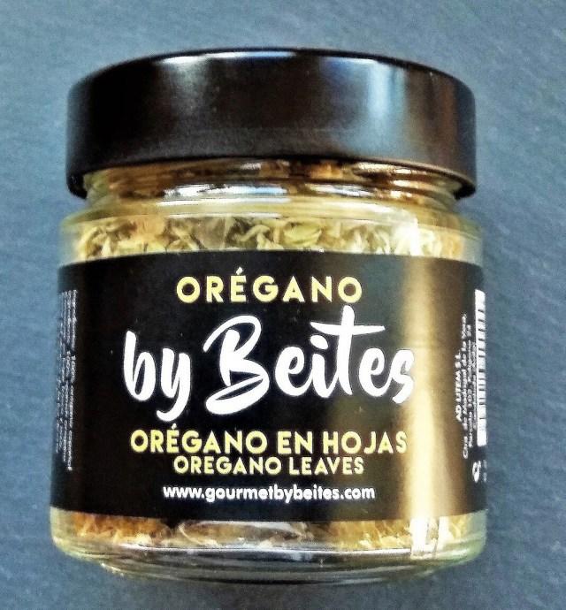 Orégano en hojas, 12 g. - Gourmet by Beites