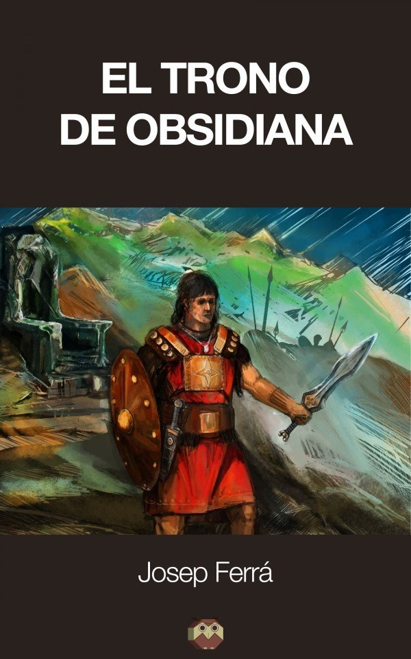 El Trono de Obsidiana 978-84-16214-07-5