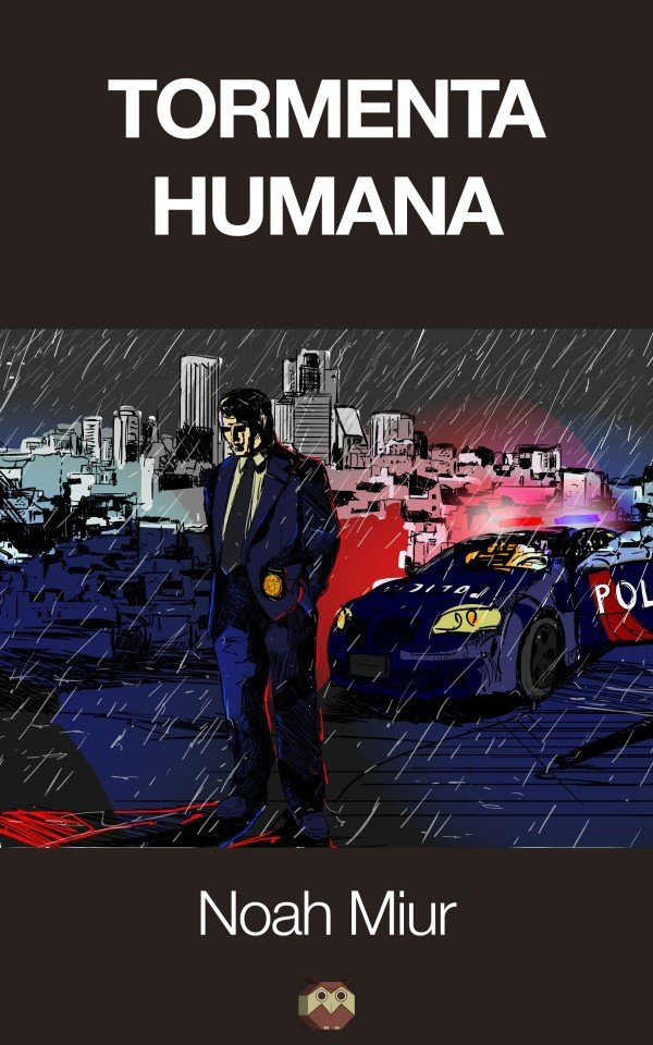 Tormenta humana 978-84-942458-5-5