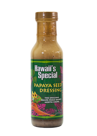 Original Papaya Seed Dressing, 12 oz