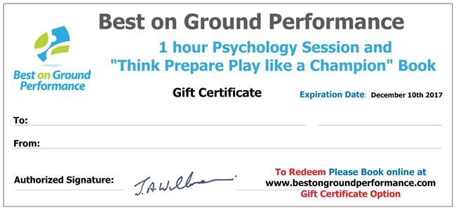 Adult Psychology Gift Voucher + Free Book !