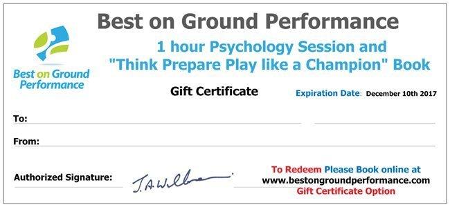 Student Psychology Gift Voucher + Free Book ! 003