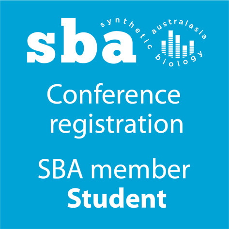 Regular Student SBA member Conference Registration