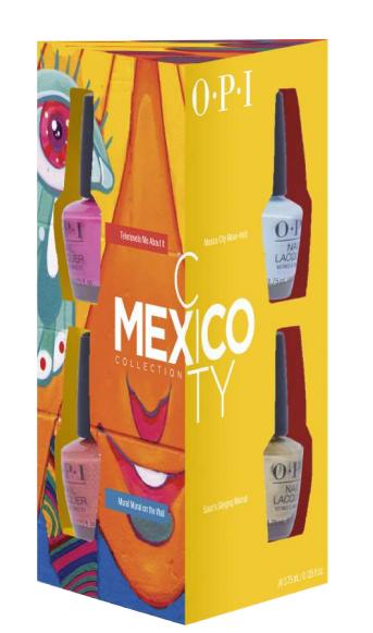 Mexico mini pack*4