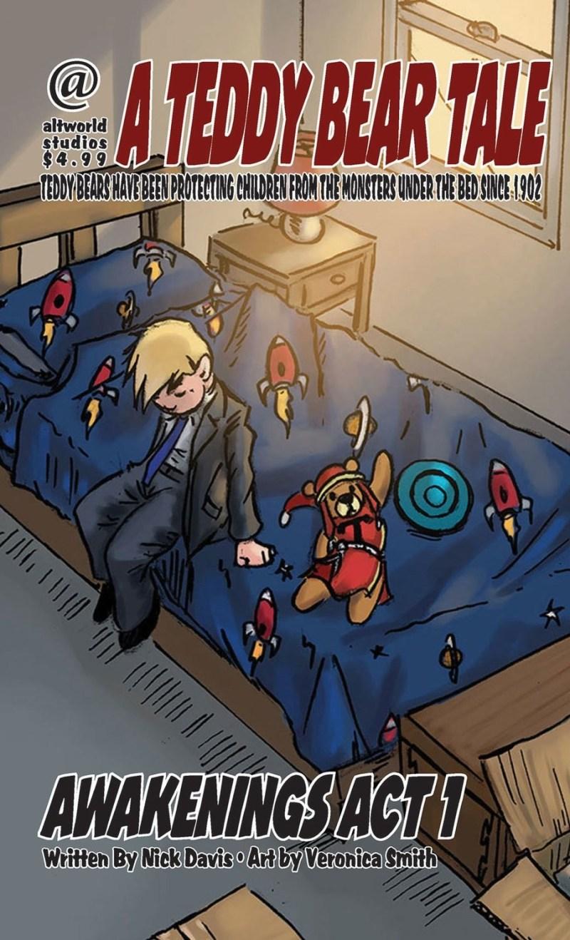 A Teddy Bear Tale: Awakenings Book One