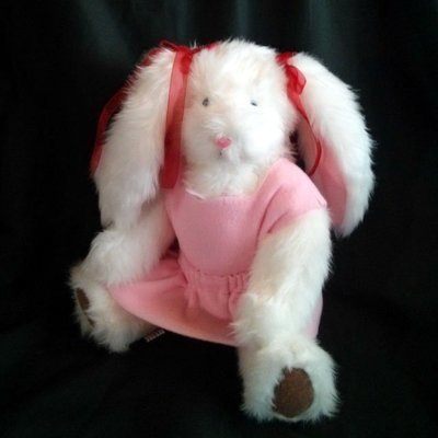 Wilma The Cuddly Bunny