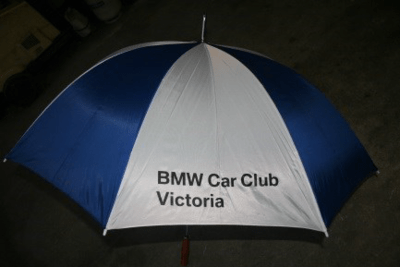 BMWCCV Golf Umbrella