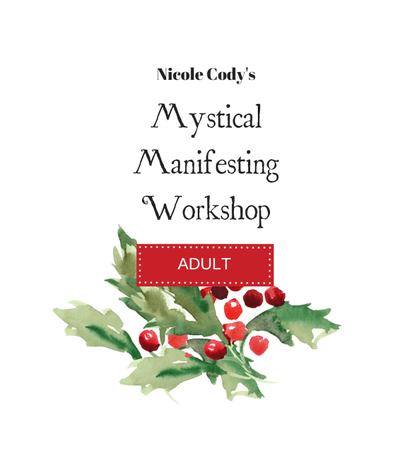 Mystical Manifesting Workshop MMM2018