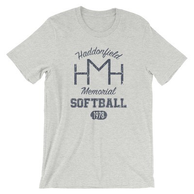 Haddonfield Memorial Softball Team Light Vintage T-Shirt