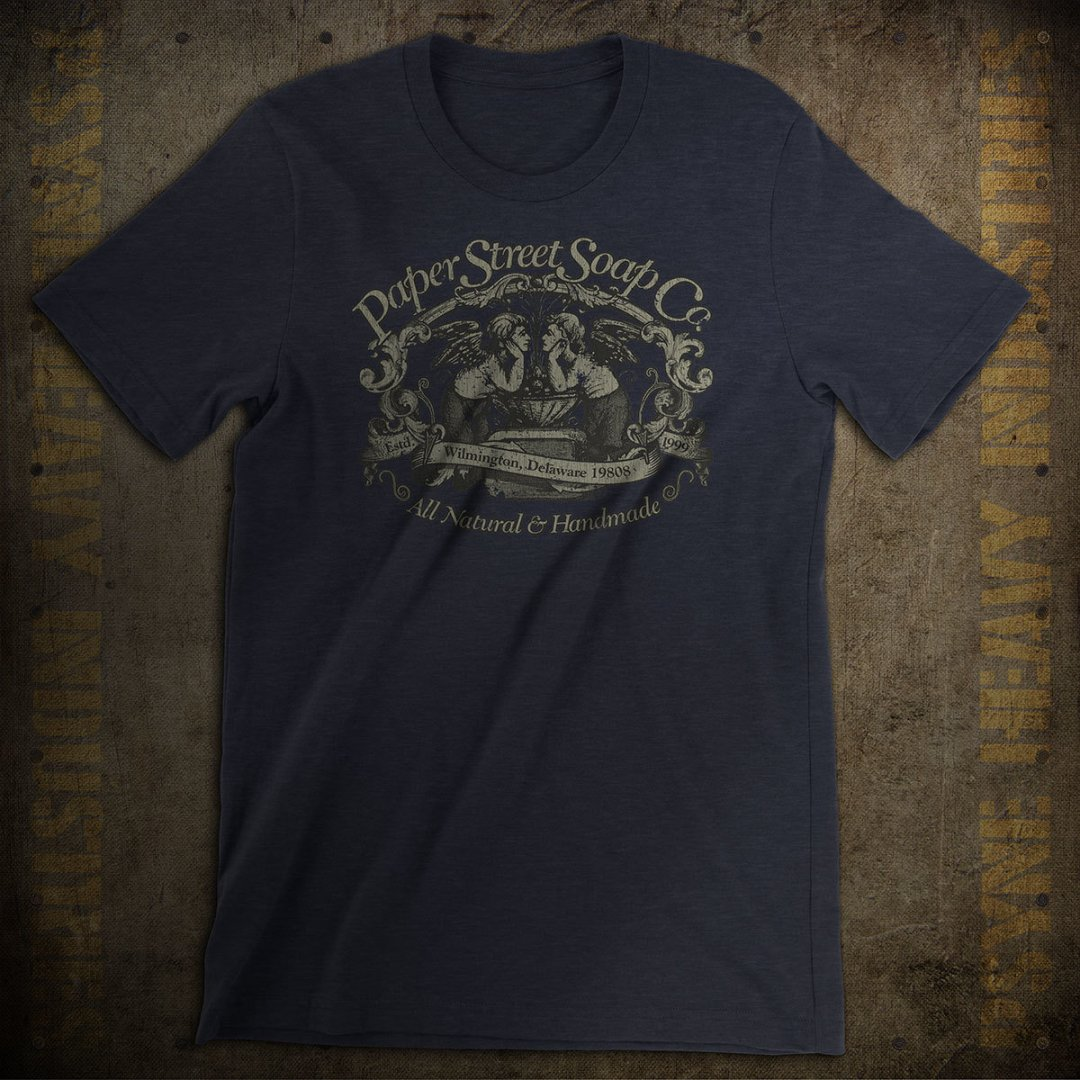 Paper Street Soap Company Vintage T-Shirt