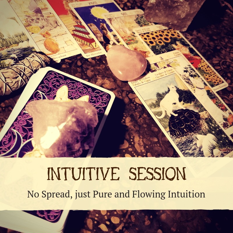 Intuitive Session intuitive
