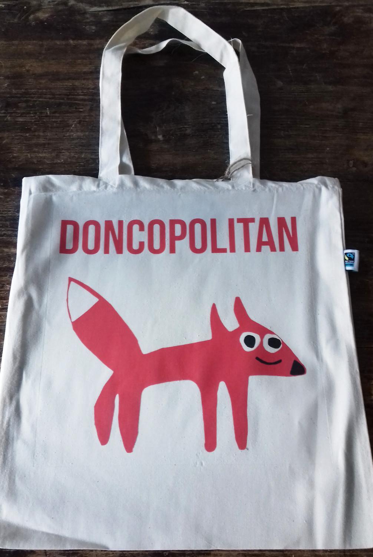Doncopolitan Tote Bag