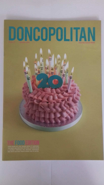 Doncopolitan Issue 20