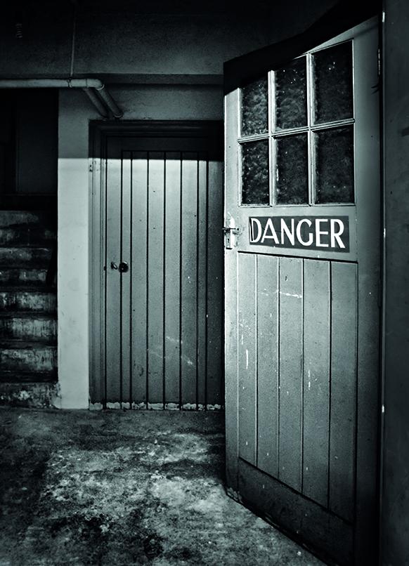 Danger Print DAN1