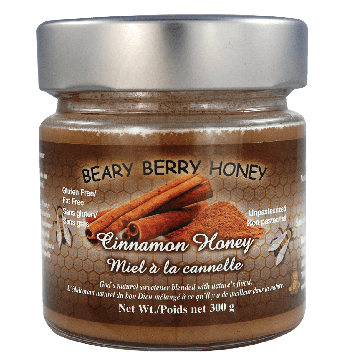 Cinnamon Honey (300 g) 875294000070