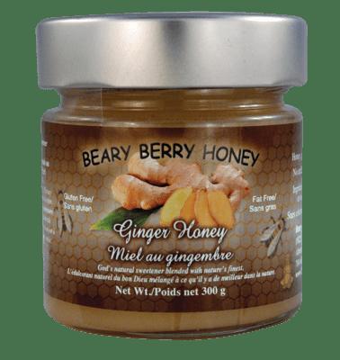 Ginger Honey (300 g)