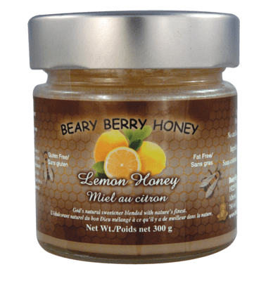 Lemon Honey (300 g)