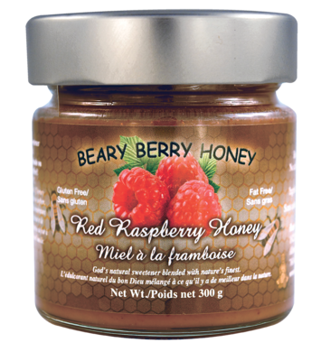 Red Raspberry Honey (300 g)