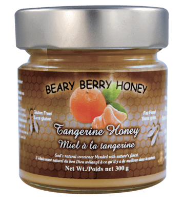 Tangerine Honey (300 g)