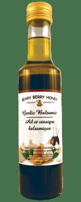 Garlic Balsamic Vinaigrette