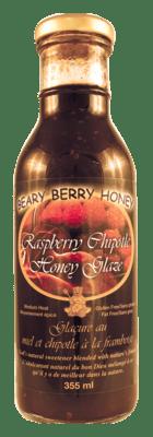 Raspberry Chipotle Honey Glaze