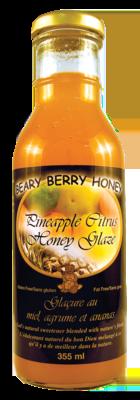 Pineapple Citrus Honey Glaze
