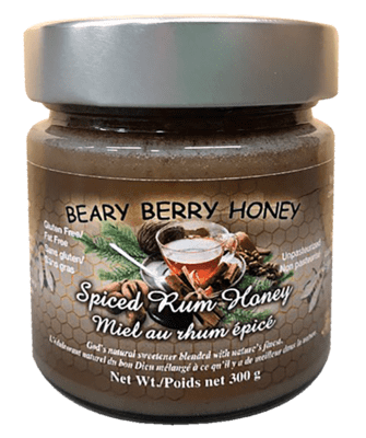 Spiced Rum Honey (300 g)