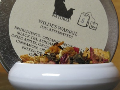 Wilde's Wassail (Wassail Inspired Earl Grey Tea)